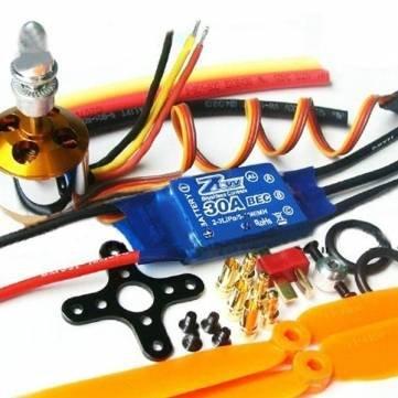 XXD 2212 MotorZTW AL30A Brushless ESC1045 Propeller