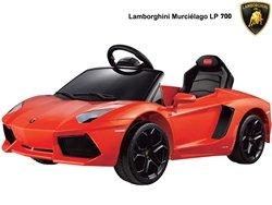 Rastar Lamborghini Aventador LP700-4 6V Remote Controlled Car -