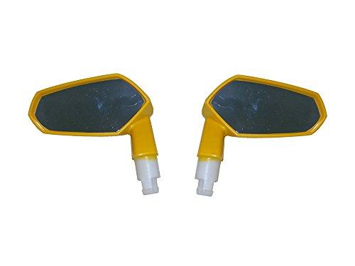 Rastar Lamborghini LP700-4 6v Side Mirrors Yellow