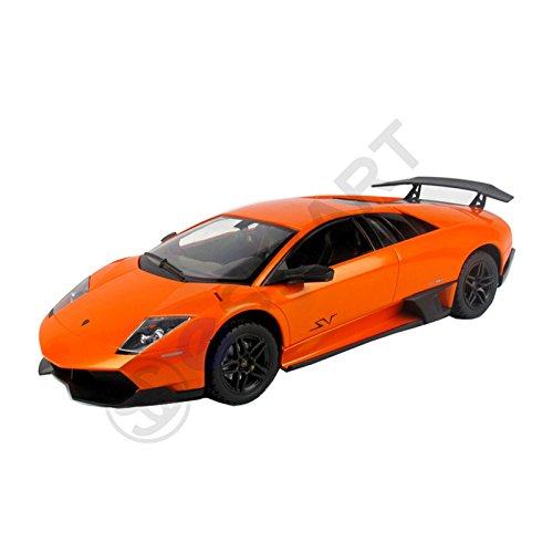 eSmart Orange 124 Rastar Lamborghini Murcielago LP670 Metal Diecast Model