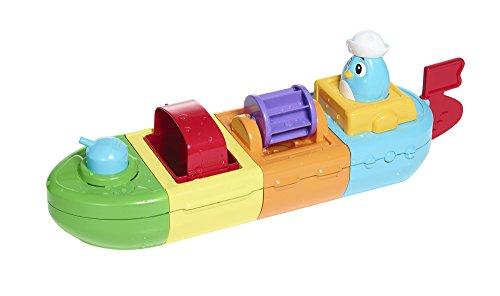 TOMY Bath Mix Match Motorboat