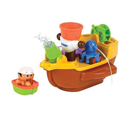 Tomy Bath Pirate Ship Bath
