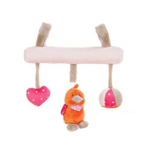Noukies - Iris and Babette Pram Toy by Noukies