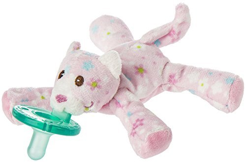 Mary Meyer 15 cm Wubbanub Little Nuzzles Kitty Soother Toy by Mary Meyer