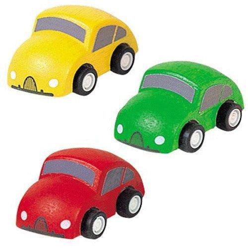 Plan Toys 3-Piece Car Set