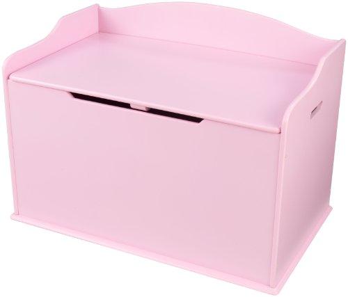 KidKraft Austin Toy Box Pink