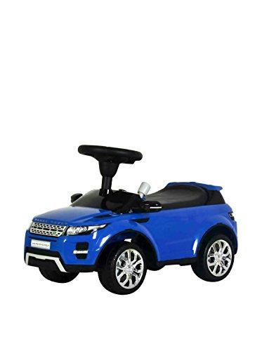 BRC Toys Range Rover Push Car Blue