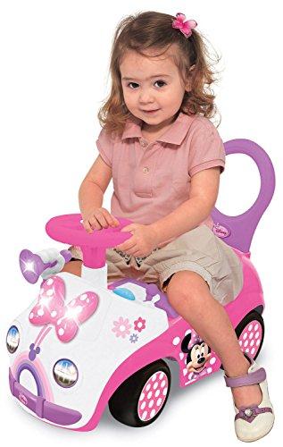Kiddieland Disney Minnie Mouse Toddler Activity Ride-On Push Car  048751