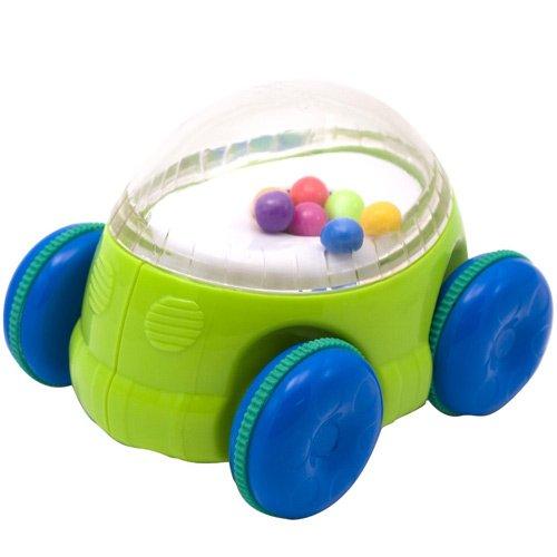 Sassy Pop N Push Car 037977800425