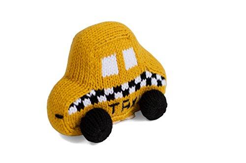 Estella Baby Rattle Toy Taxi