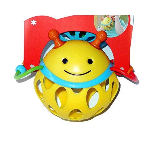 Bonitaperlas Infant Baby Rattle Ball Toy Bee