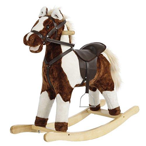 Rockin Rider Flash Rocking Horse Ride On