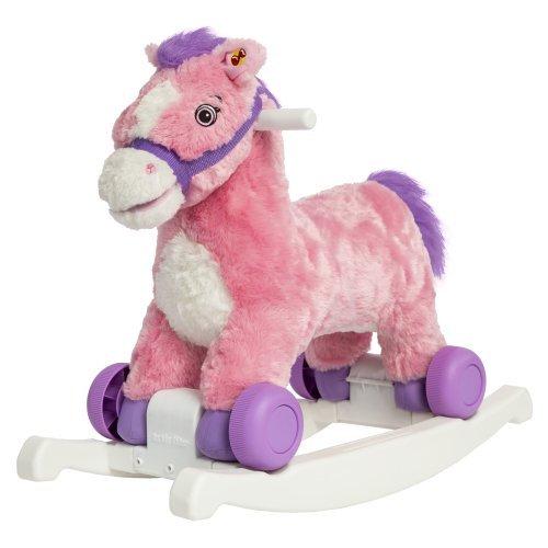 Rockin Rider Candy 2-in-1 Rocking Pony by Rockin Rider