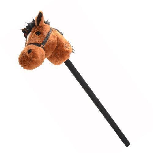 Blaze Hobby Horse with Sound - Chestnut Toy