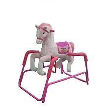 Rockin Rider Daisy the Talking Spring Horse