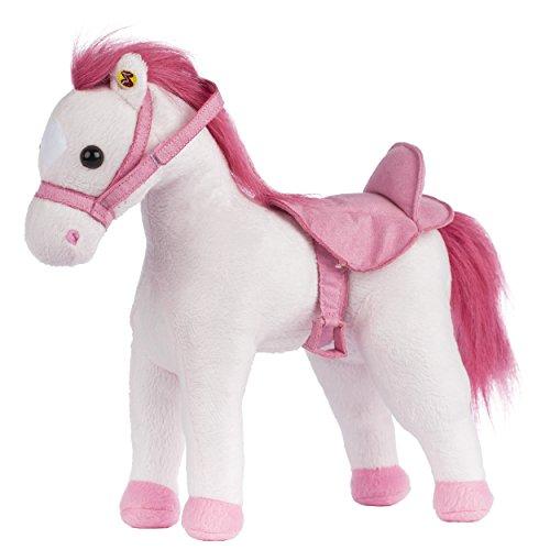 Rockin Rider Deluxe Poseable Horse Plush - Sugar