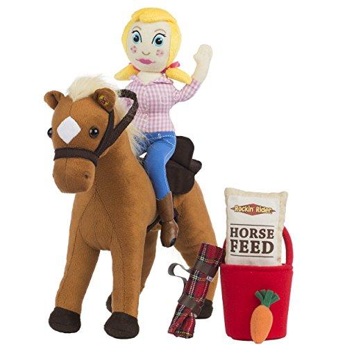 Rockin Rider Little Rider and Horse Playset