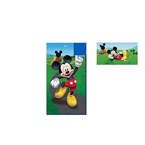 Disney Mickey Mouse Clubhouse Slumber Bag and Pillow Set - Sleepover Set