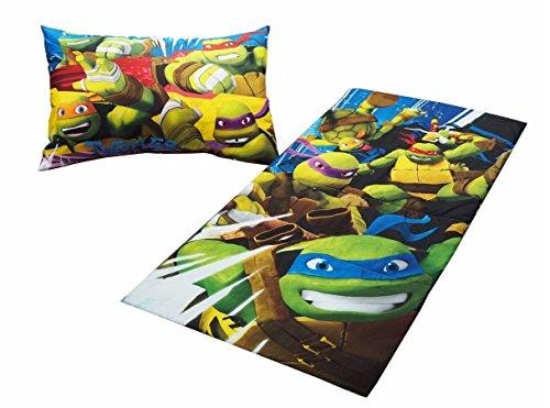 Nickelodeon Teenage Mutant Ninja Turtles Slumber Bag Set 2 Piece