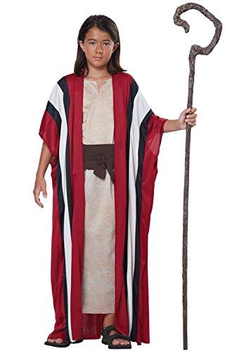 Mememall Fashion Biblical Shepherd Moses Holy Bible Religious Boys Child Costume