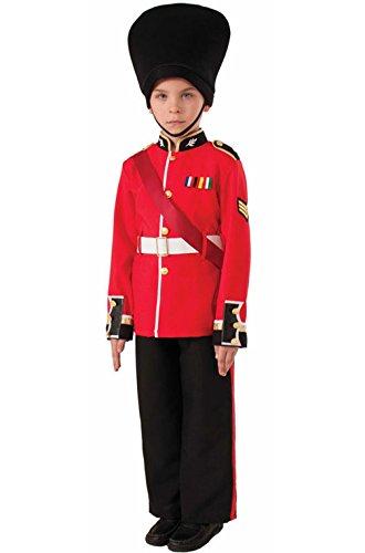 Mememall Fashion British Palace Guard Child Costume S