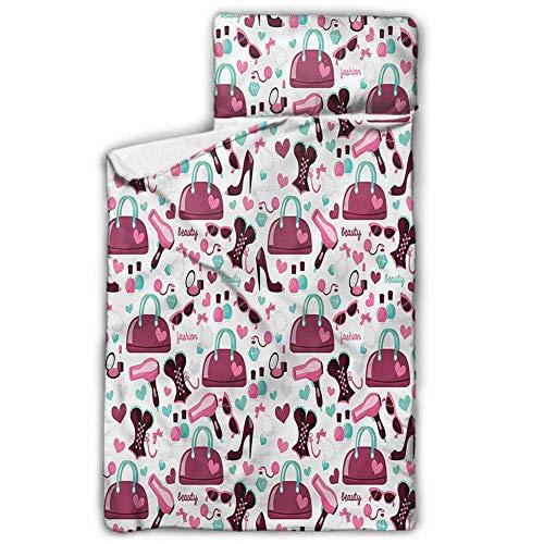 Andrea Sam Stroller Blanket GirlsFashion Beauty Corset Purse Children Sleeping Mats