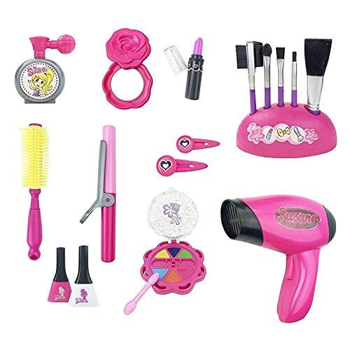 INSTEN Pink Beauty Fashion Hair Salon Play Set