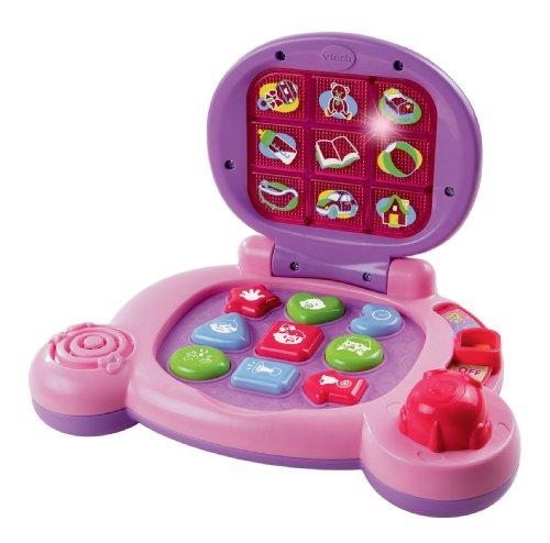 VTech Babys Learning Laptop Pink