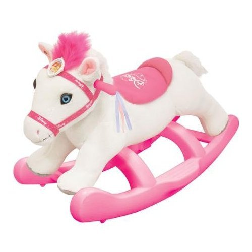 Disney My Rocking Princess White Rocking Horse Made By Kiddieland