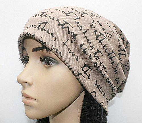 Khaki letter hip-hop fashion cap hedging fashion explosion models piles hat turban hat lovers