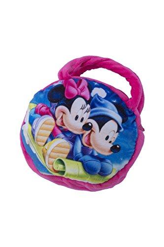 Soft Plush Handbag Purse for Kid Toddler