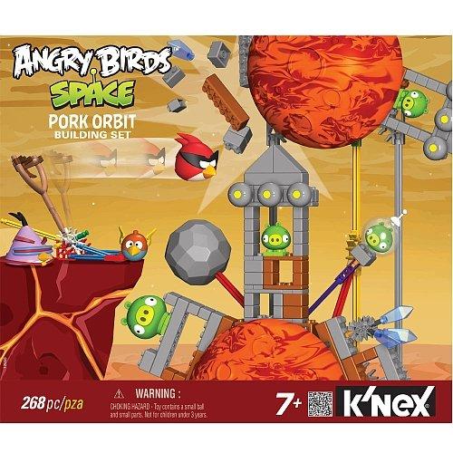 Angry Birds Space KNEX Set Pork Orbit