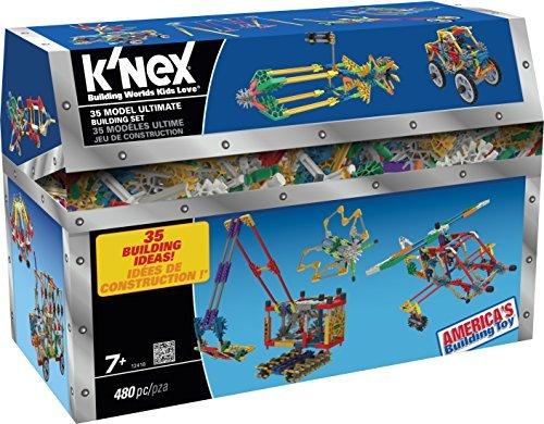KNEX 35 Model Building Set by KNex