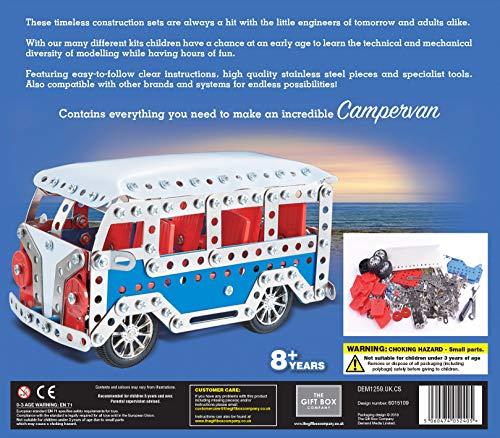 Demand Campervan Premium Metal Construction Set