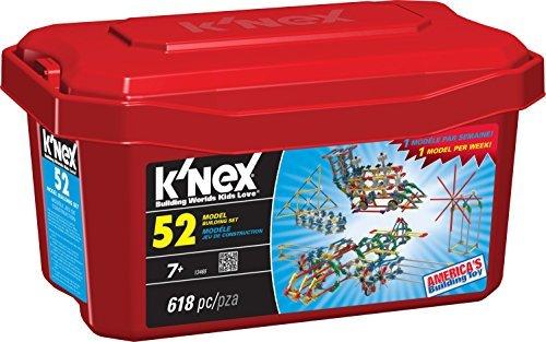 KNEX 52 Model Building Set by KNex