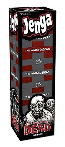 Jenga The Walking Dead Game