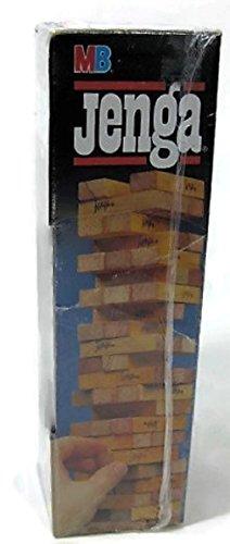 Milton Bradley Jenga 1986 Edition