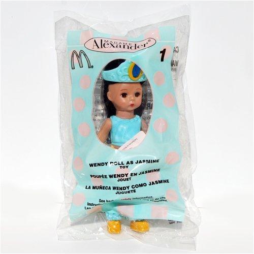 Madame Alexander Doll - Wendy Doll as Jasmine - McDonalds 2004 1