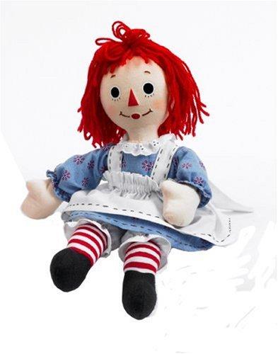Madame Alexander Dolls Raggedy Ann Cloth Doll 18 Raggedy Ann and Andy Collection