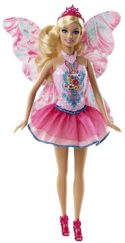 Barbie Beautiful Fairy Barbie Fashion Doll