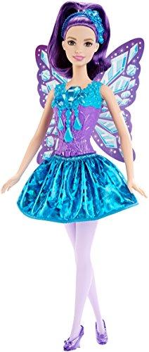 Barbie Fairy Doll Gem Fashion