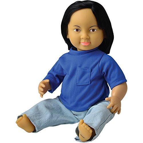 16 Multi-Ethnic Doll- Asian Boy