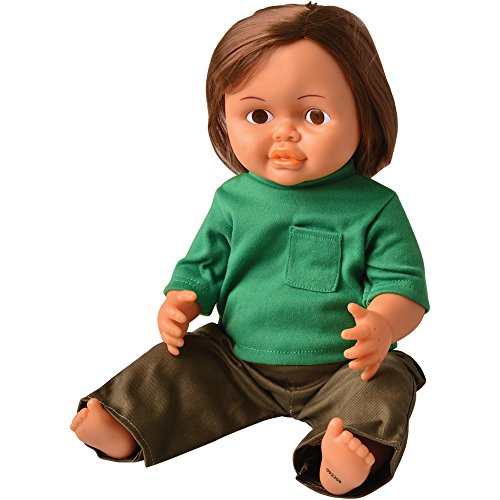 16 Multi-Ethnic Doll- Latino Boy
