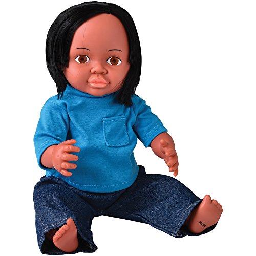 16 Multi-Ethnic Doll- Native American Boy