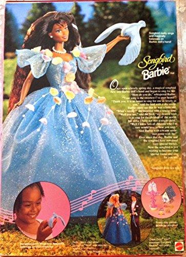 1995 Songbird Barbie Ethnic Doll Item 14486