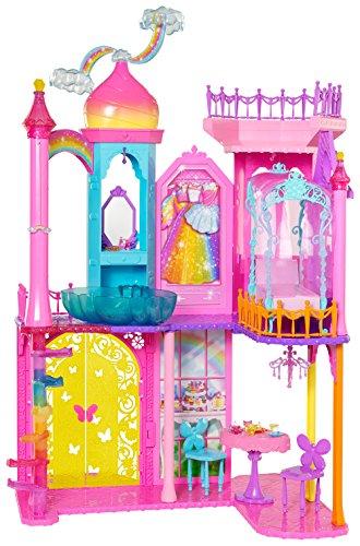 Barbie DPY39 Rainbow Cove Princess Castle Playset