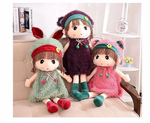 Smilingtree45cm4 Colors Stuffed Doll Mayfair Plush Toys Beautiful Dolls for Girls Best Gift For Kidsstuffed giraffe for baby