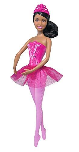 Barbie Fairytale Ballerina Doll Brunette