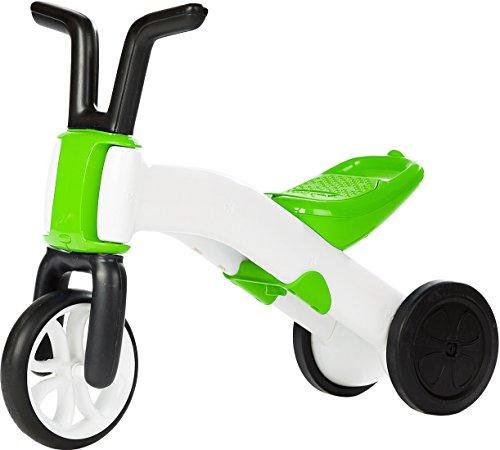 Chillafish BUNZI 2-in-1 Gradual Balance Bike and Tricycle Lime