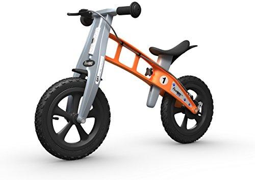 FirstBIKE Cross Balance Bike Orange